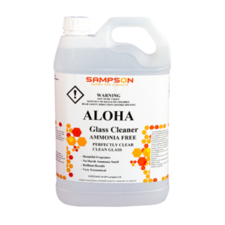 Aloha Sampson's Window Cleaner - White Container - Glocally Mine