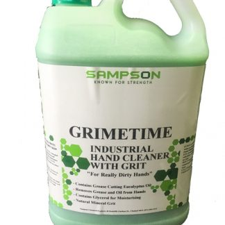 Grime Time - Green liquid in 5L bottle - Sampson Chemicals - Glocally Mine