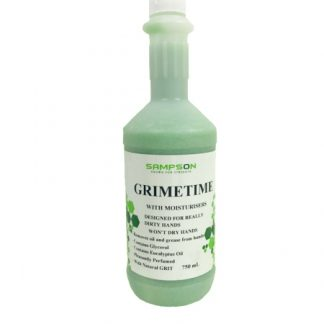 Grime Time - Green heavy duty hand cleaner - Sampsons - Glocally Mine