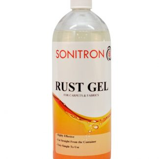 Sonitron Rust Remover Gel in 1L bottle - Glocally Mine