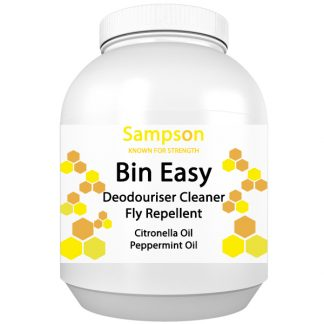 Sampson's Bin Easy Deodorizer powder in 1kg jar - Glocally Mine