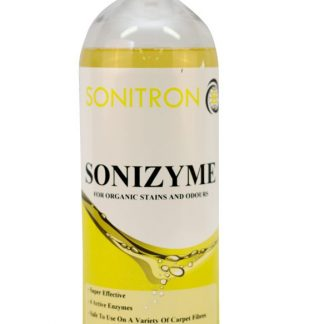 Sonitron Enzyme Cleaner - Yellow solution - Glocally Mine