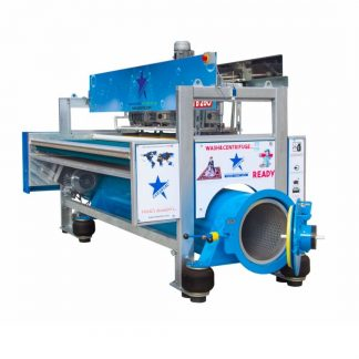 Rug Washing and Drying Machine