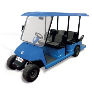 Electric Golf Cart Cleanvac